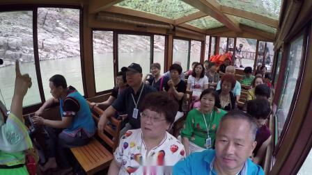 三峡游轮之旅-上