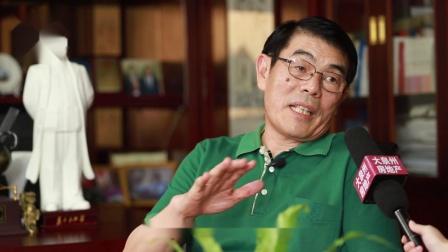 海峡国际五金机电城总经理傅森林访谈-大泉州房地产网报道