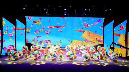 丰泽区第二中心小学参加泉州市教育系统庆祝中华人民共和国成立70周年文艺晚会