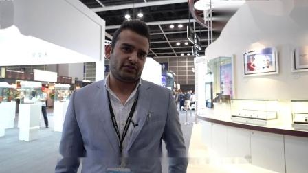 香港贸发局香港钟表展2019:迪拜Concept Brands Group