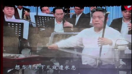 临洮县秦剧团演出精彩戏剧《天河配》