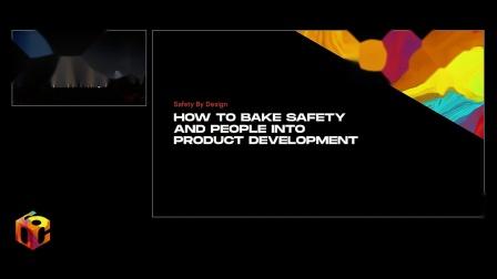 〔映维网〕OC6:Bake Safety & People into Dev