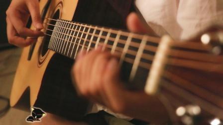 【哈里里】走过世界每个交流--吉他指弹