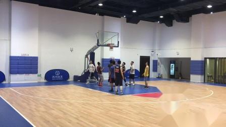 20190928篮球社活动英米篮球天通庵路店