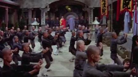 我在雍正大破十八铜人截了一段小视频