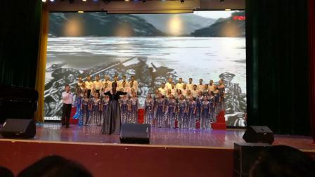 亳州学院附属学校庆祝新中国成立70周年合唱1