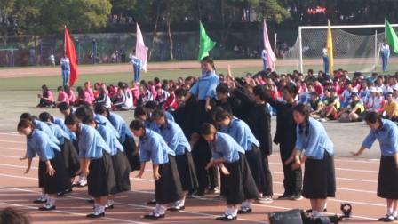 歌舞添彩校运会