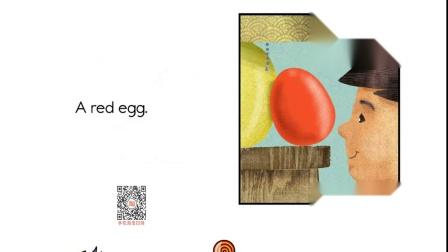 RAZ KIDS -AA-colorful eggs-彩色的蛋