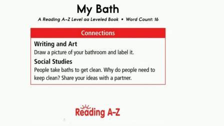 RAZ KIDS -AA-My Bath-泡泡浴