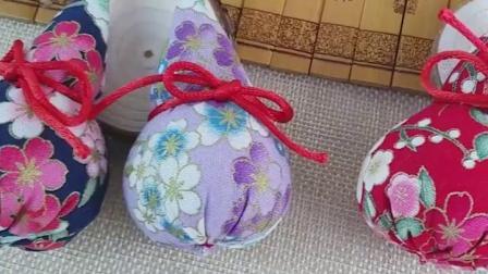 君晓天云端午节葫芦香囊商场亲子创意手工diy材料包香包批发香囊製作艾草