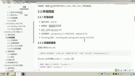 java进阶教程11-Sharding-JDBC入门程序(水平分表)-环境搭建