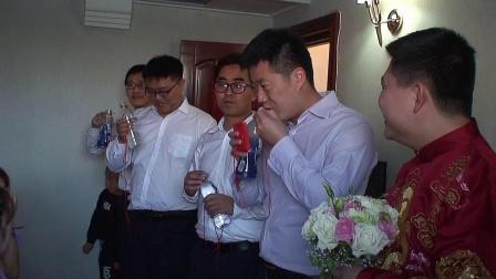 洪天昊 唐玮琪我们结婚了