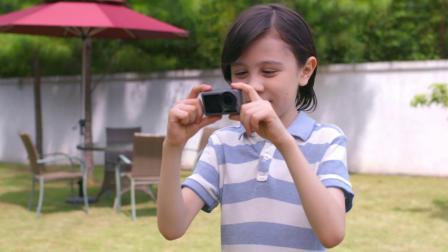 灵眸运动相机-创意新玩法:宠物视角