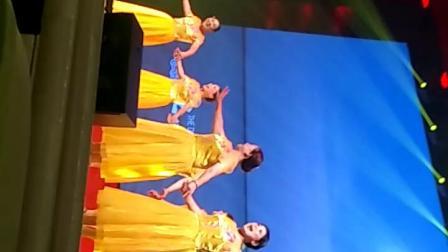 广驰南县2019国庆文艺汇演金秋艺术团(南洲美)