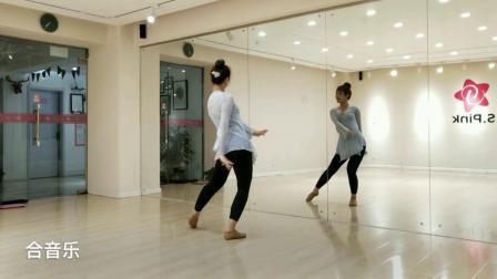 玉人舞 古典舞 舞蹈教学分解