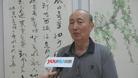 庆祝中华人民共和国成立70周年丰台区群众书画作品展在区文化馆开幕