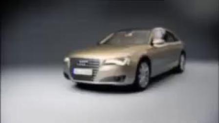2011款奥迪A8 W12广告.