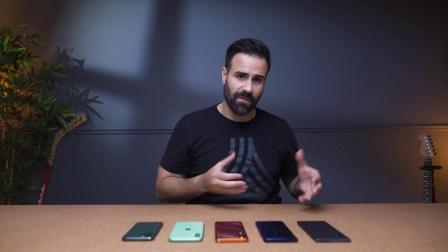 苹果11 vs iPhone 11 Pro vs Note 10+ 旗舰手机充电