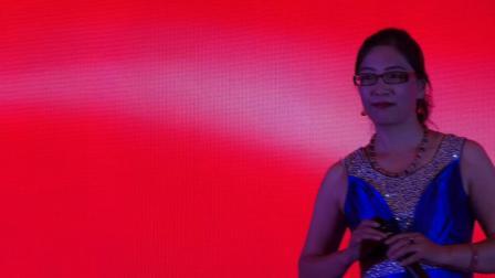 献唱祖国70周年大庆|郭银萍 京歌《梦北京》123保险网新乡分公司盛大开业
