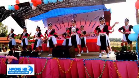 hmong new year 2016 - Ua las voos zoo saib heev li คณะแม่บ้านบ้านหล่าย_Full-HD