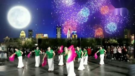 19年庆国庆,《国庆赞》快乐歌舞队表演