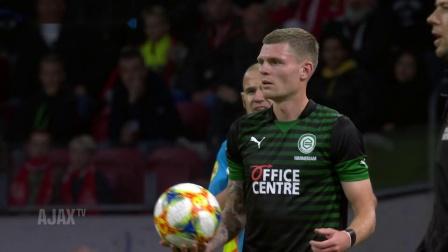 Highlights Ajax - FC Groningen