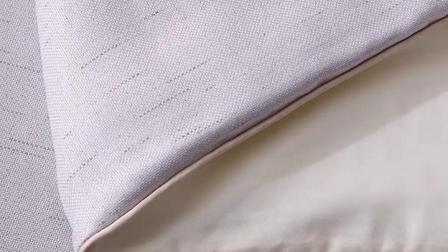 君晓天云明也美容牀罩四件套仿棉麻美容院专用高档按摩牀罩简约中式田园风