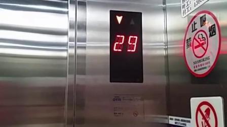 田贝花园电梯2