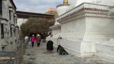 一路向西……日喀則-扎什倫布寺