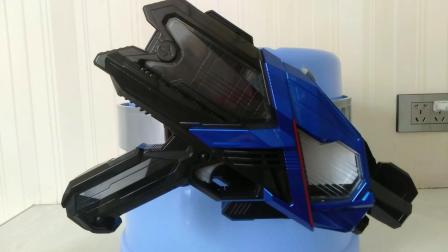 DXlego-ZYS 射击之狼 音效最全假面骑士vulcan 巴尔坎 变身腰带 zero one 01