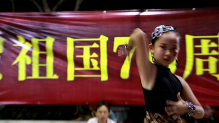 舞蹈-拉丁舞曲伦巴恰恰-张宝丹、郑好