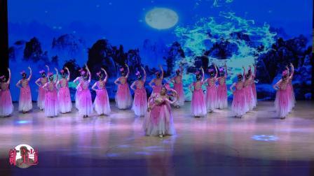 舞蹈《江山如画》选送单位:石家庄市老年大学艺术团