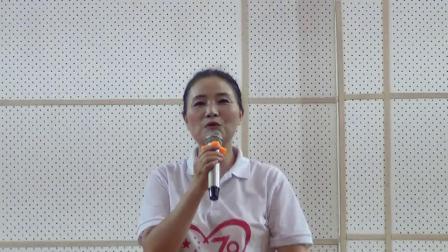 淮安区基督教庆祝新中国成立70周年舞蹈(社会主义好)