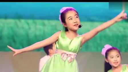 儿童表演唱 《春晓》