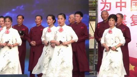 2019-9-30厦门市小草艺术团在翔安区演出