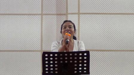 淮安区基督教庆祝新中国成立70周年女声独唱(中国新景象)