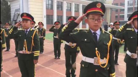 长春市绿园区绿园小学向新中国70华诞献礼!