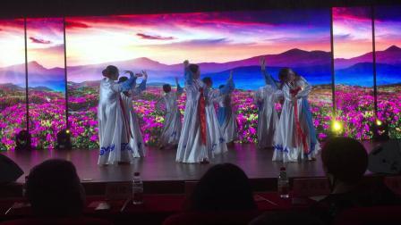 川沙新镇、新德居委、舞蹈《阿里郎》