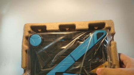 【学生菌】到底是钱包还是公文包?假面骑士ZERO ONG 01 公文包枪 拆箱