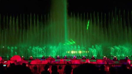杭州西湖音乐喷泉