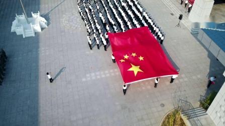 """高青县社区""""同升国旗同唱国歌""""活动暨新党员宣誓仪式"""