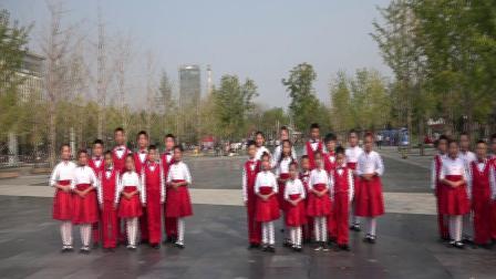 廊坊固安王辉艺术培训学校语言表演《我的祖国》