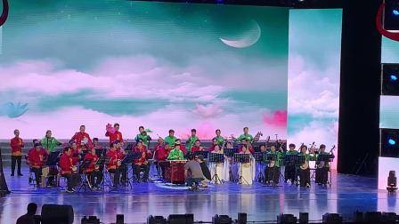 闽侯县老年大学庆祝中华人民共和国成立70周年文艺演出彩排
