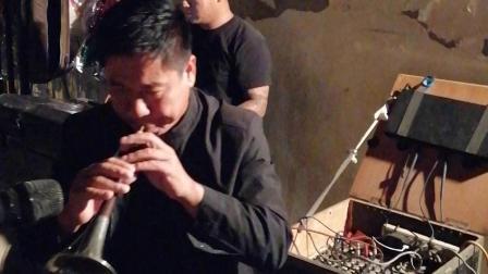 宝坻最好的唢呐演奏艺人与赵保江王景红共同演奏。