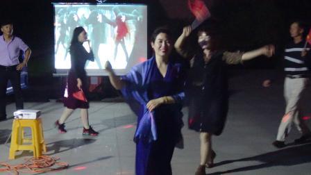 2019-栖霞交谊舞团队国庆晚会