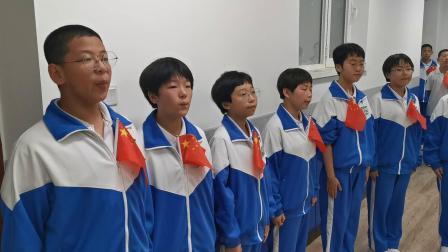 7-26歌唱比赛排练(国歌)
