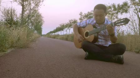《绿袖子》古典吉他独奏 演奏:贾瑾鑫