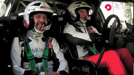 DJL大疆无人机拍摄WRC拉力赛车