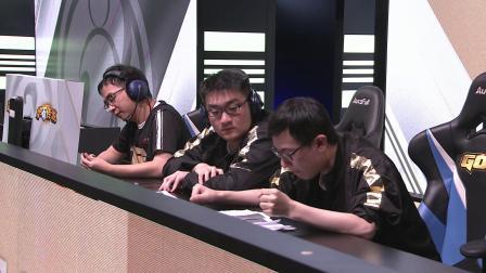 炉石传说黄金战队联赛秋季赛 Day14 iG vs RNG