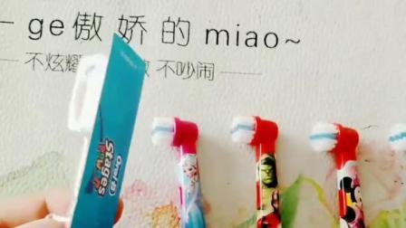 君晓天云博朗Oralb欧乐b儿童电动牙刷d10 d12 db4510k替换头软毛卡通图案